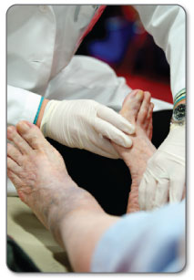 intermetatarsal bursitis how to find out what it is?