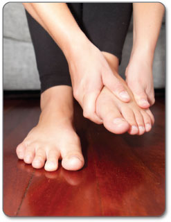 intermetatarsal bursitis how to cure this foot pain