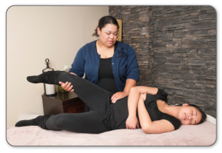 Reduce pain with physical therapy